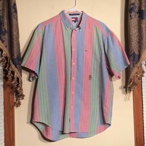 Tommy Hilfiger L Men's Shirt. Vintage *HP*